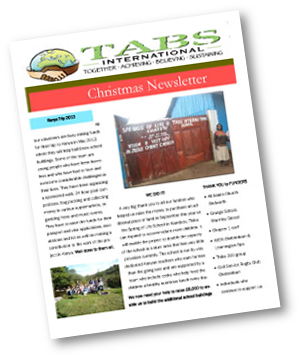 Newsletter : Winter 2012