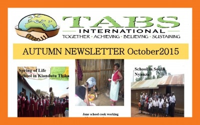 Autumn Newsletter now available