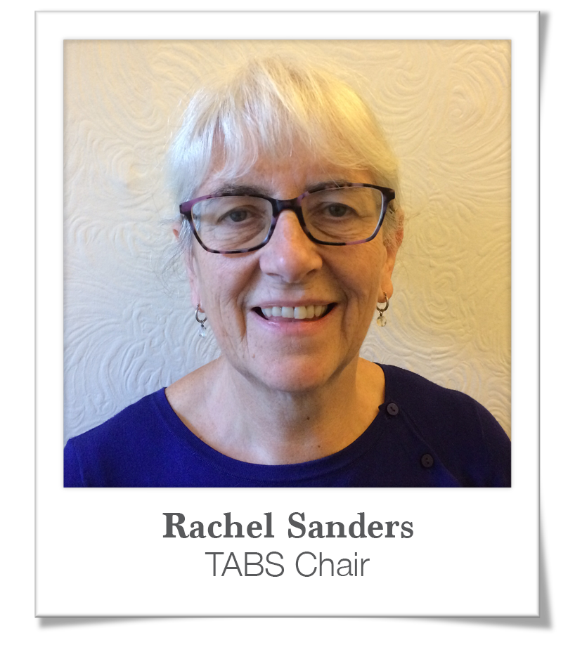 Rachel Sanders : TABS Chair