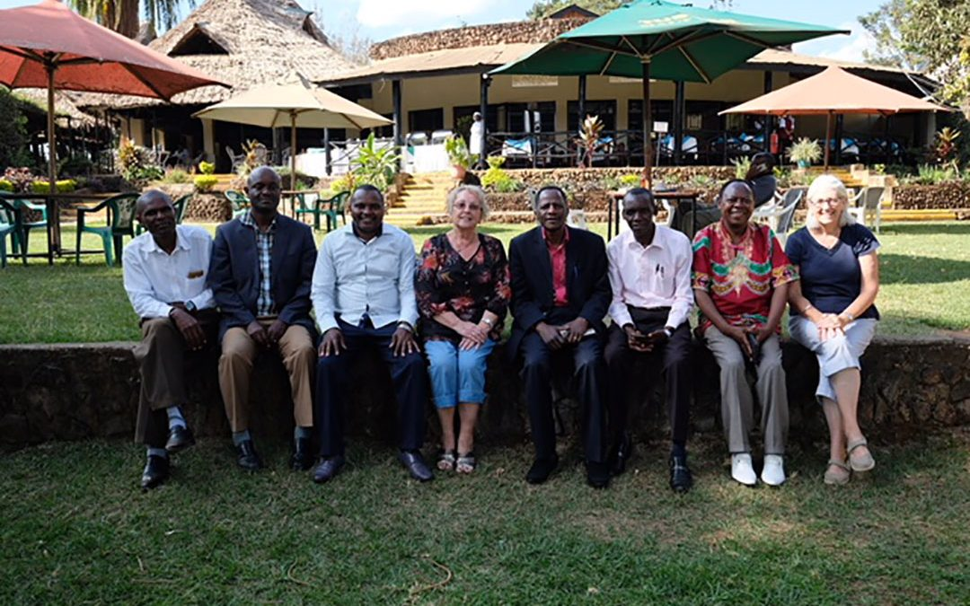 Trustees and Friends of TABS visit Kenya for a First Supporters Trip