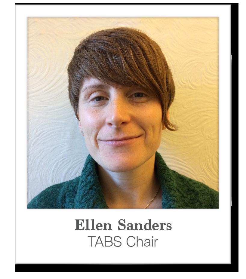 Ellen Sanders : TABS Trustee
