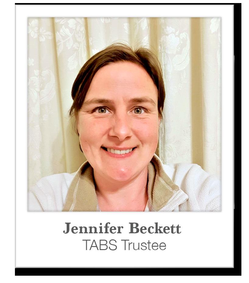 Jenna Gill : TABS Trustee