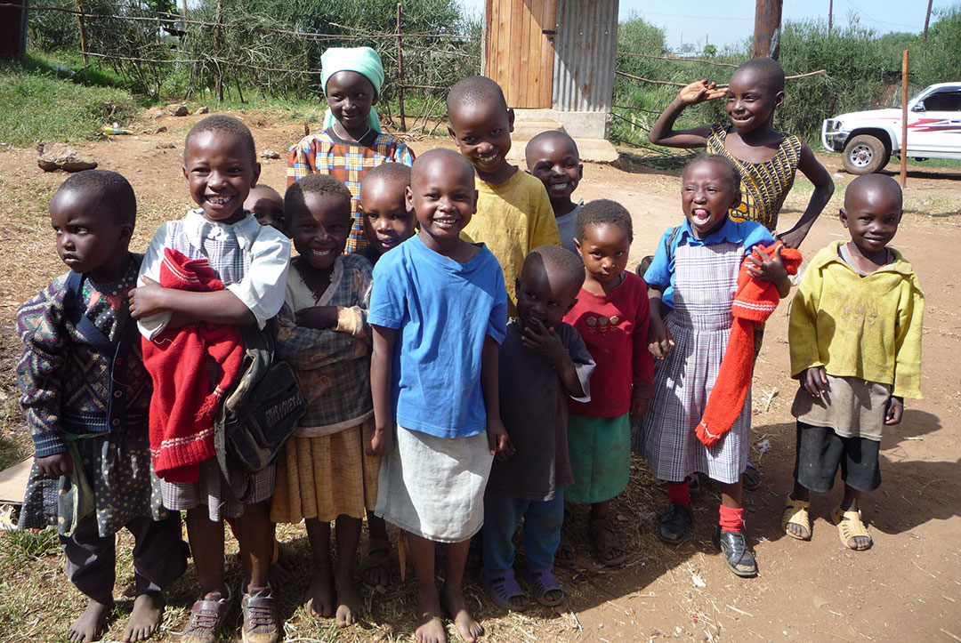 Kenya 2010 : Cheeky faces
