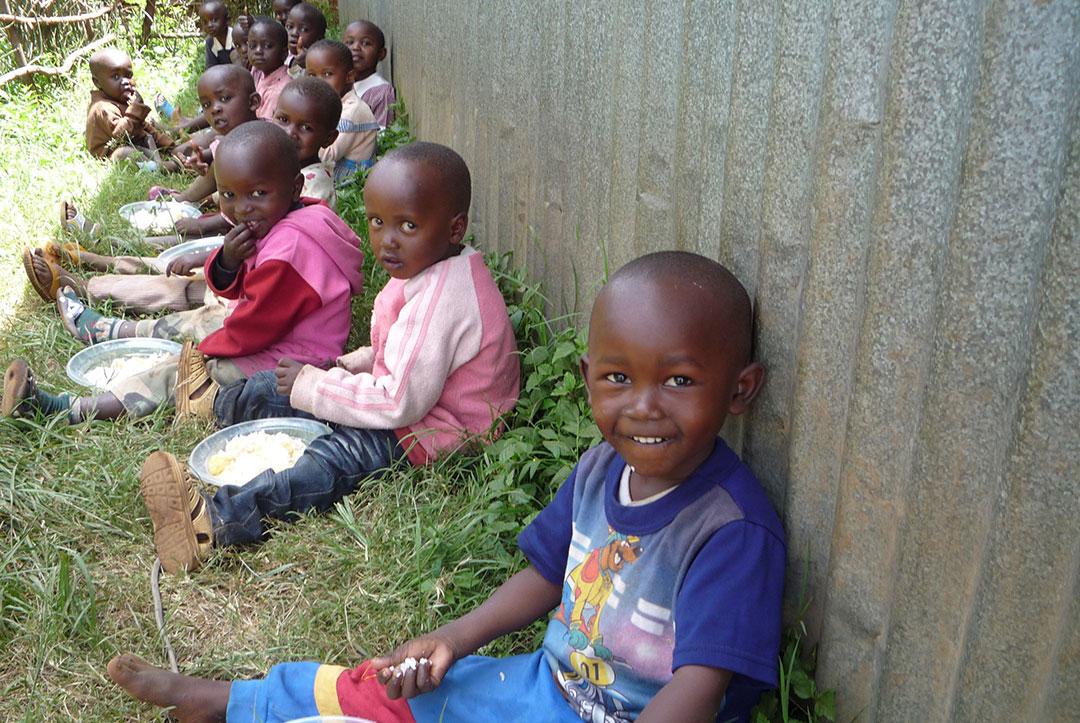 Kenya 2010 : Lunch time