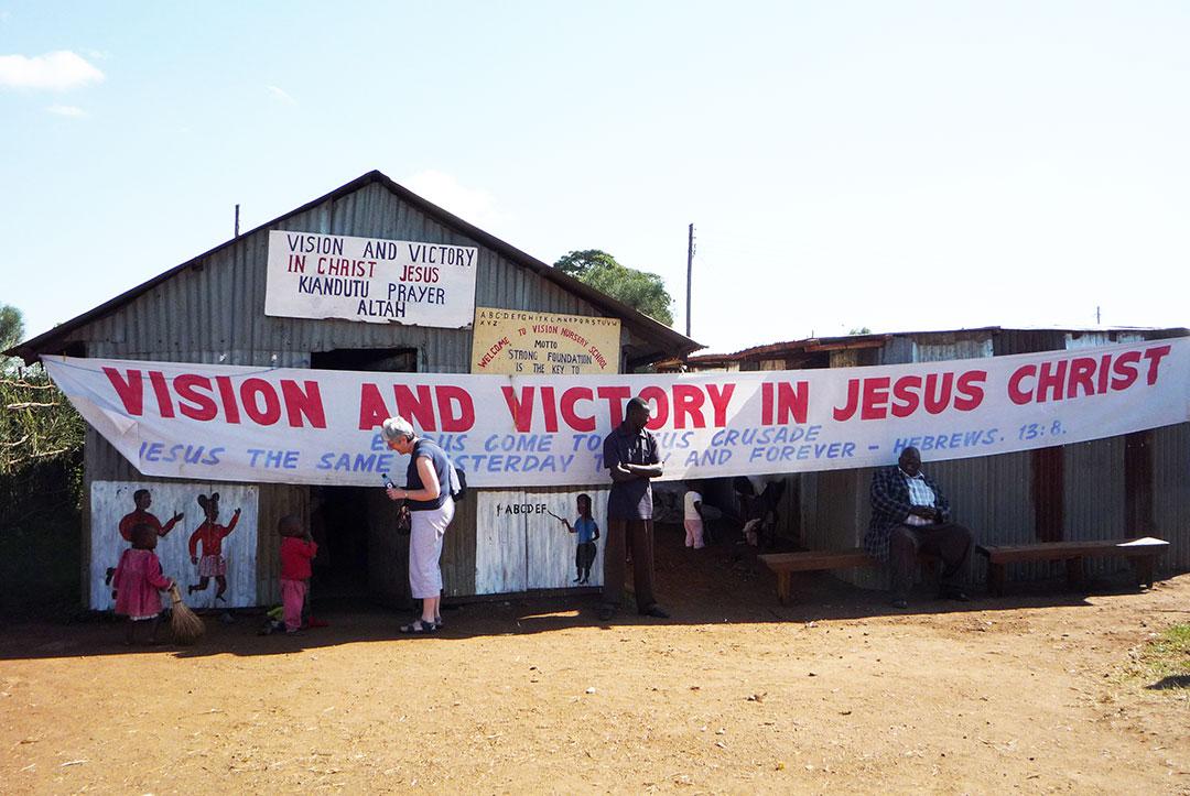 Kenya 2010 : Project in Kiandutu