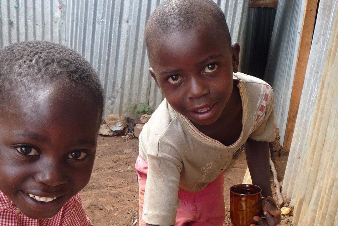 Kenya 2010 : Washing up