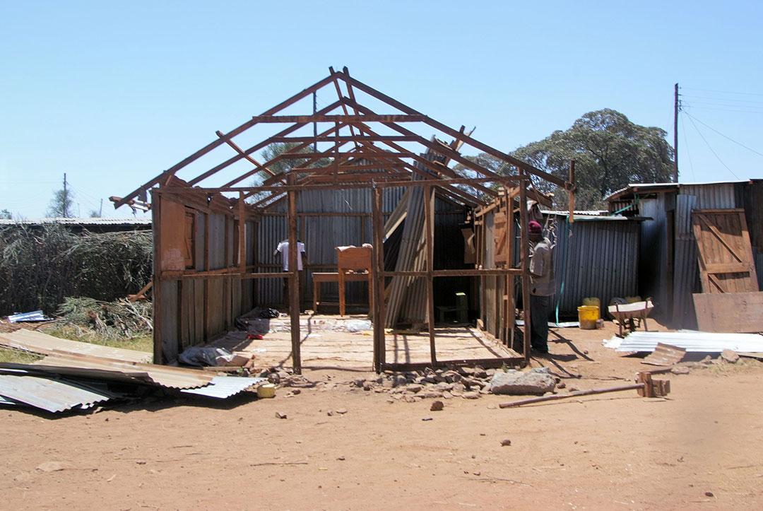 Kenya 2011 : Half way through