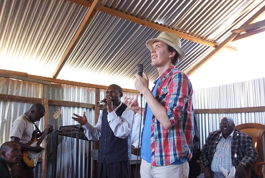 2011 Kenya : Public Speaking