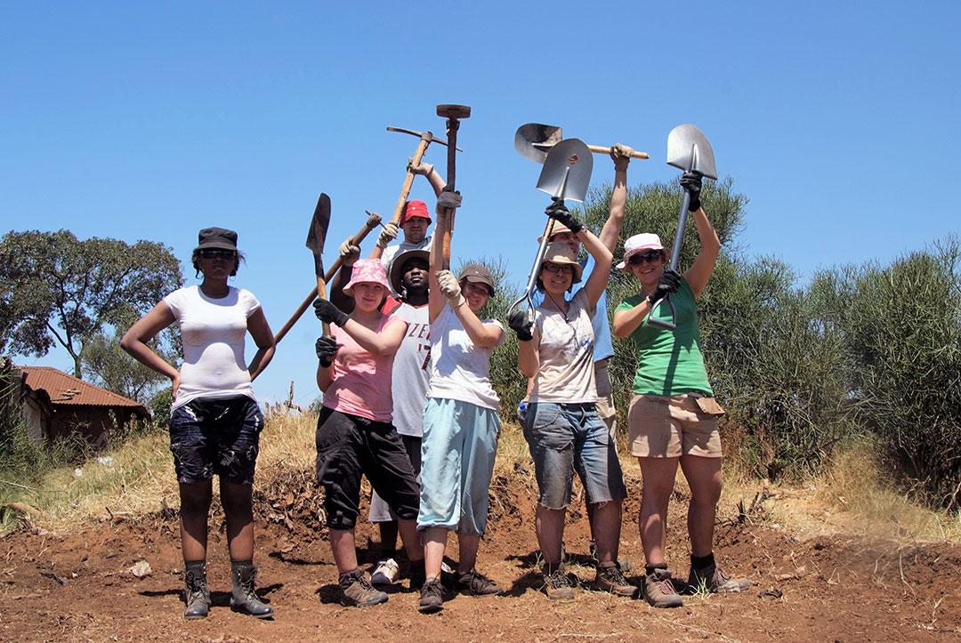 Kenya 2011 : Raise your tools