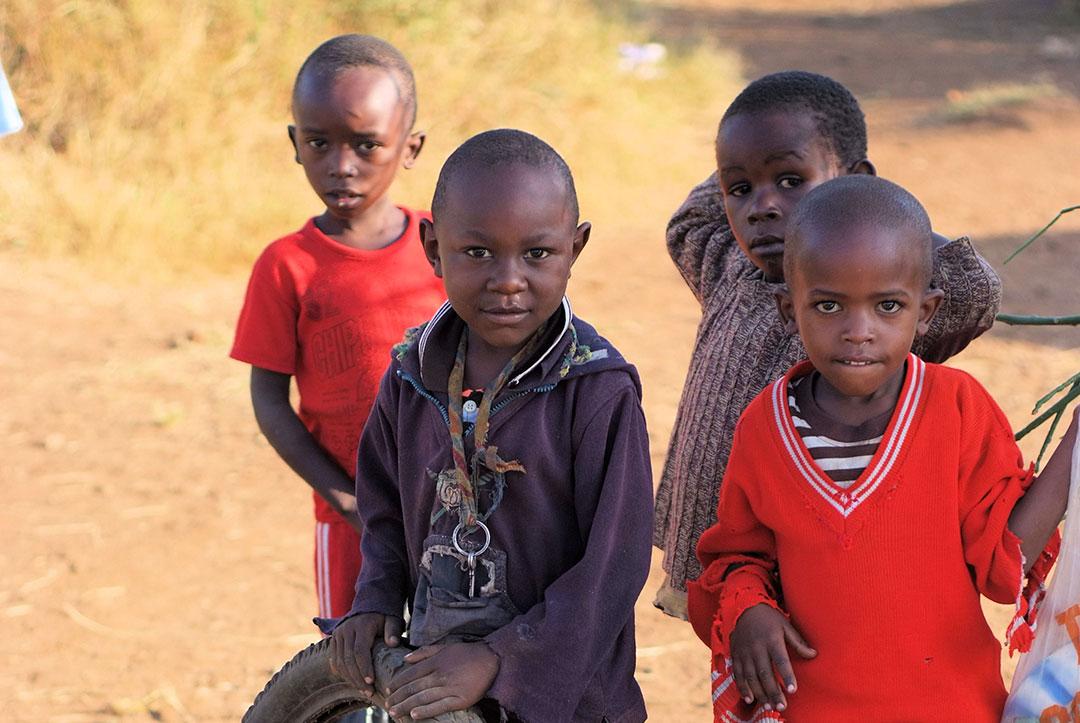 Kenya 2011 : The little helpers