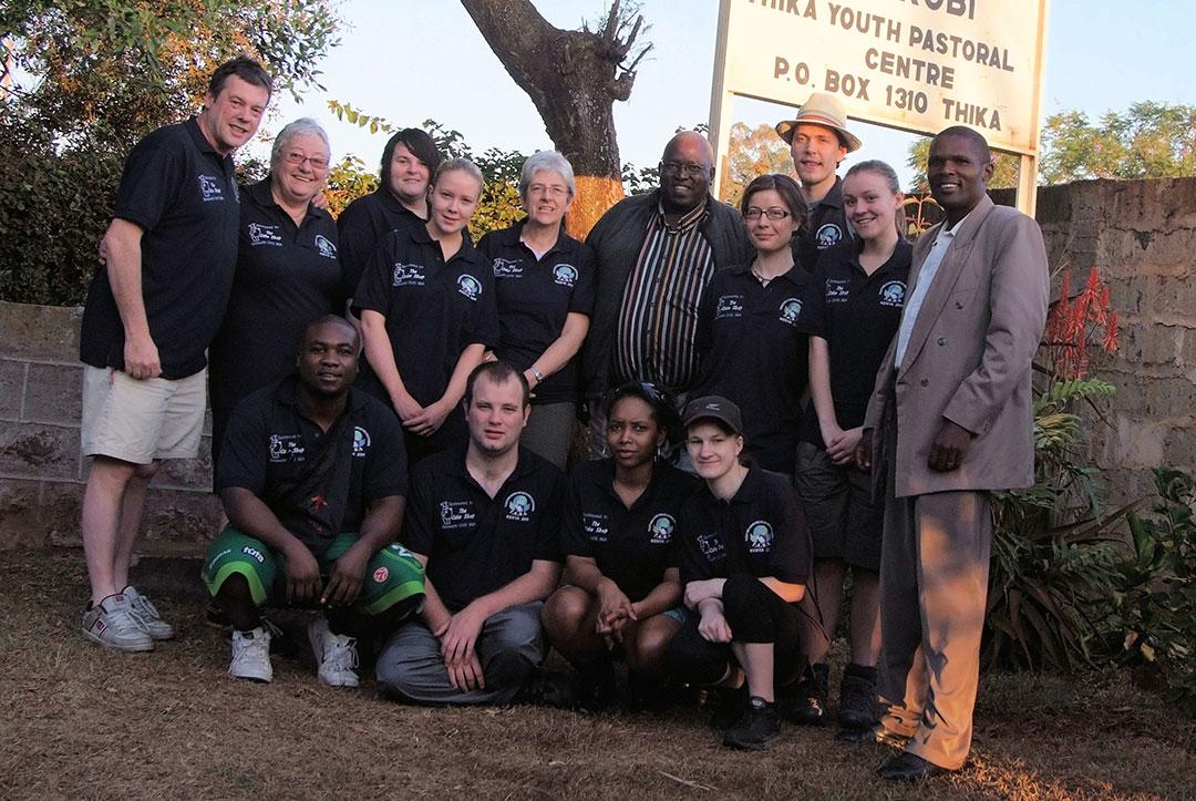 Kenya 2011 : Team 2011 Kenya