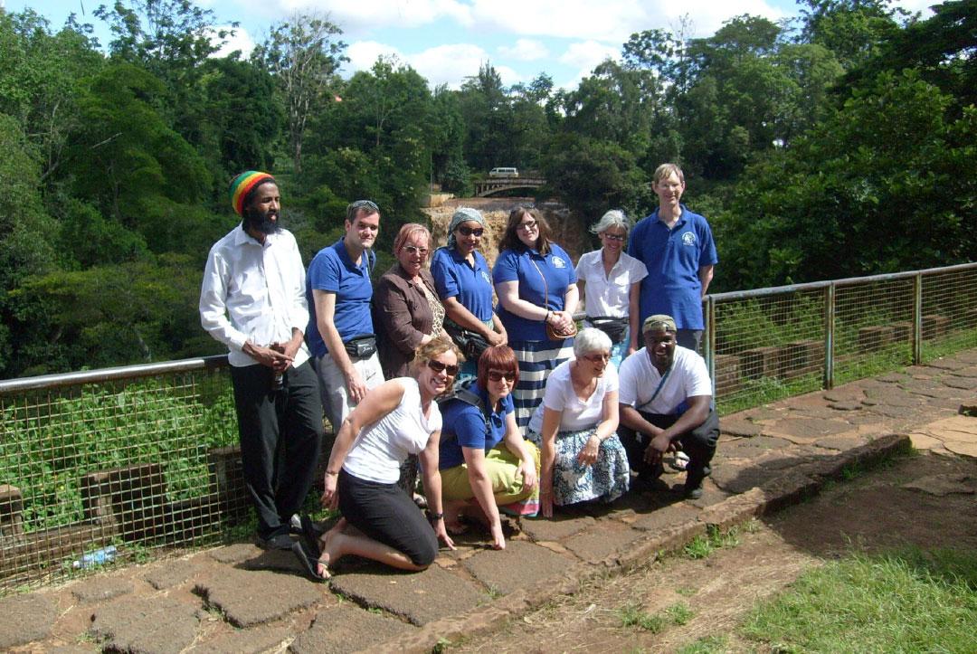 Kenya 2013 : TABS Team 2013 – before the work starts