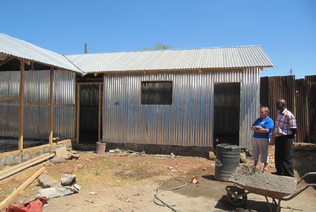 Kenya 2013 : Surveying the work