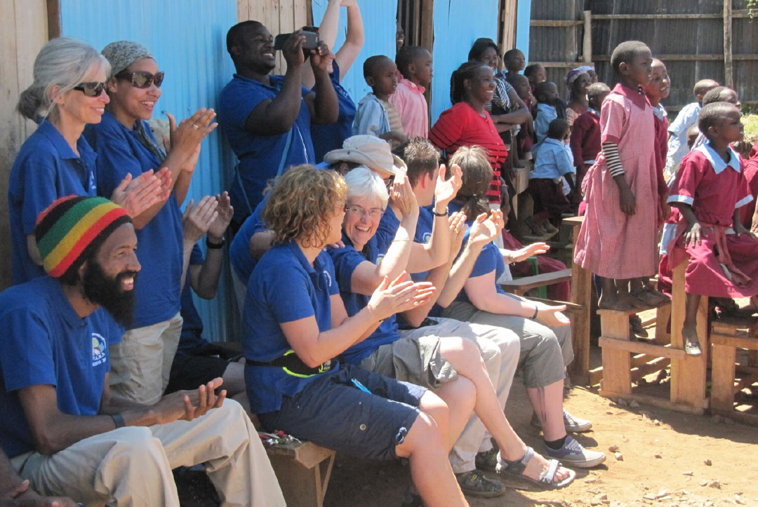Kenya 2013 : A good time was had by all