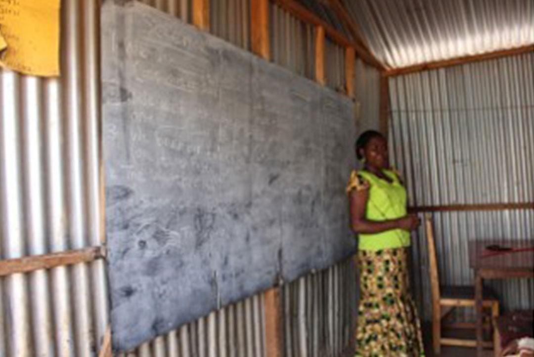 Kenya 2015 : Seeing the teachers hard at work