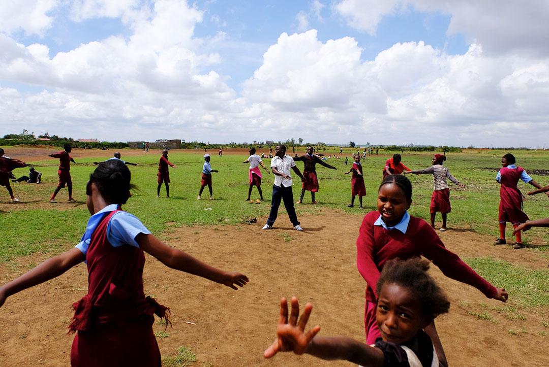 Kenya 2017 : Games time