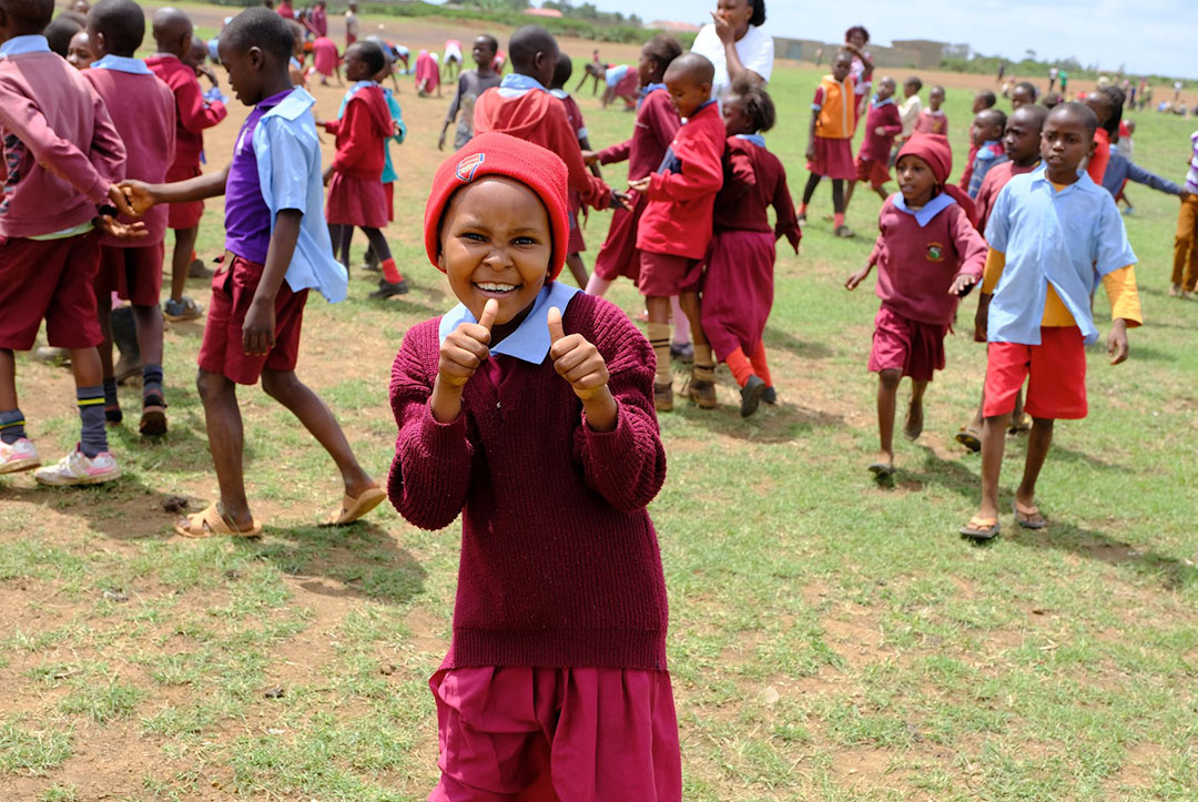 Kenya 2017 : Having a great time