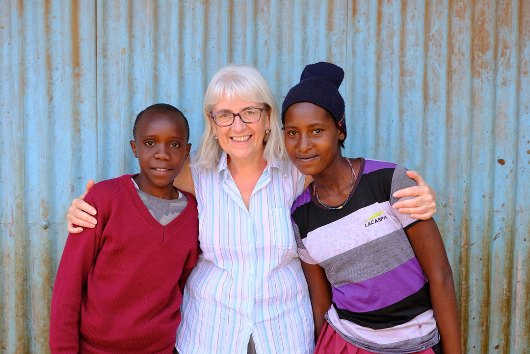 Kenya 2017 : They grow up so fast, these were some of the first children we supported when they were tiny tots
