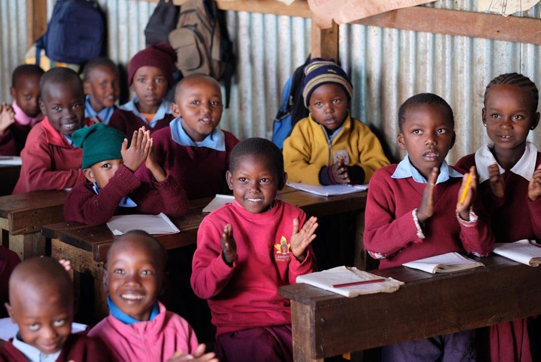 Kenya : September 2018 : Learning through singing