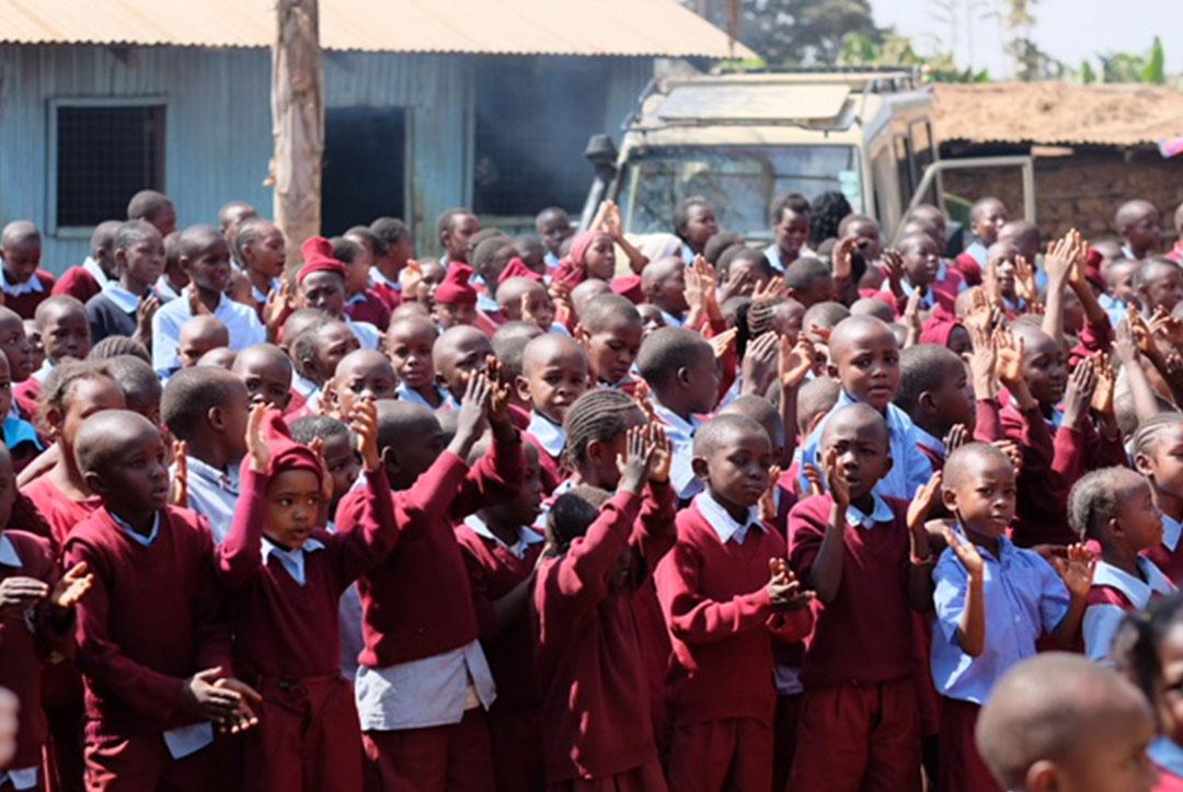 Kenya : September 2018 : Play-time