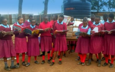 Other Schools old books donated to TABS School in Kenya