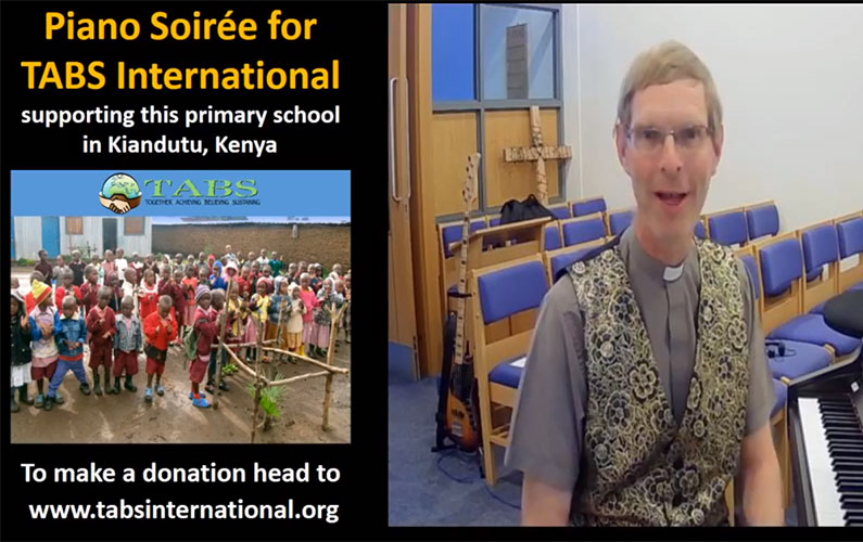 Piano Soiree provides an evening of musical requests Trustee Richard Hare