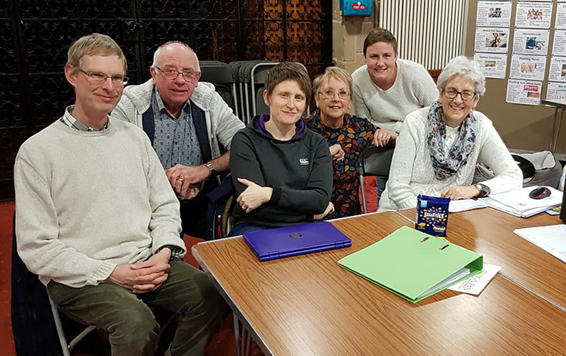 TABS Trustees AGM meeting in Bedworth : February 2020