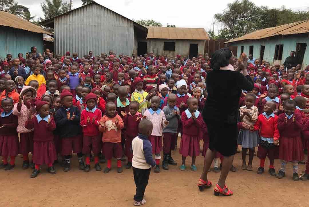 2019-Kenya-04-A-whole-school-welcome