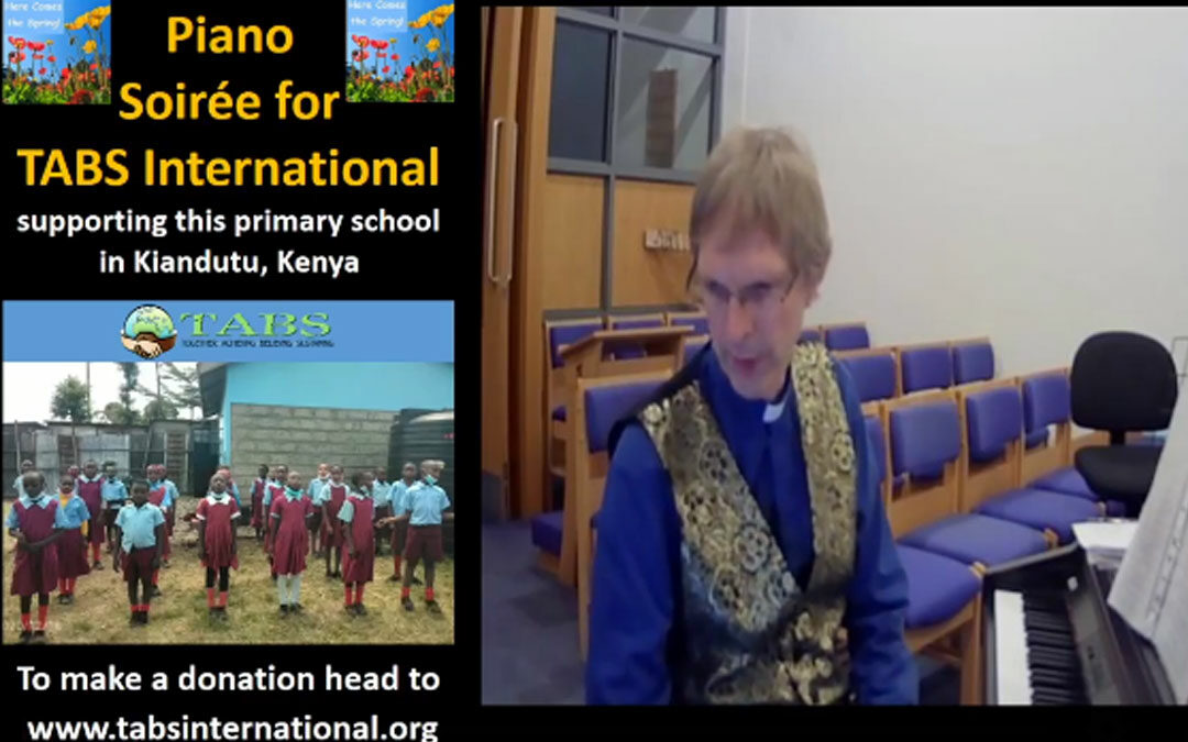 Spring piano soiree raises over £1000 towards the school
