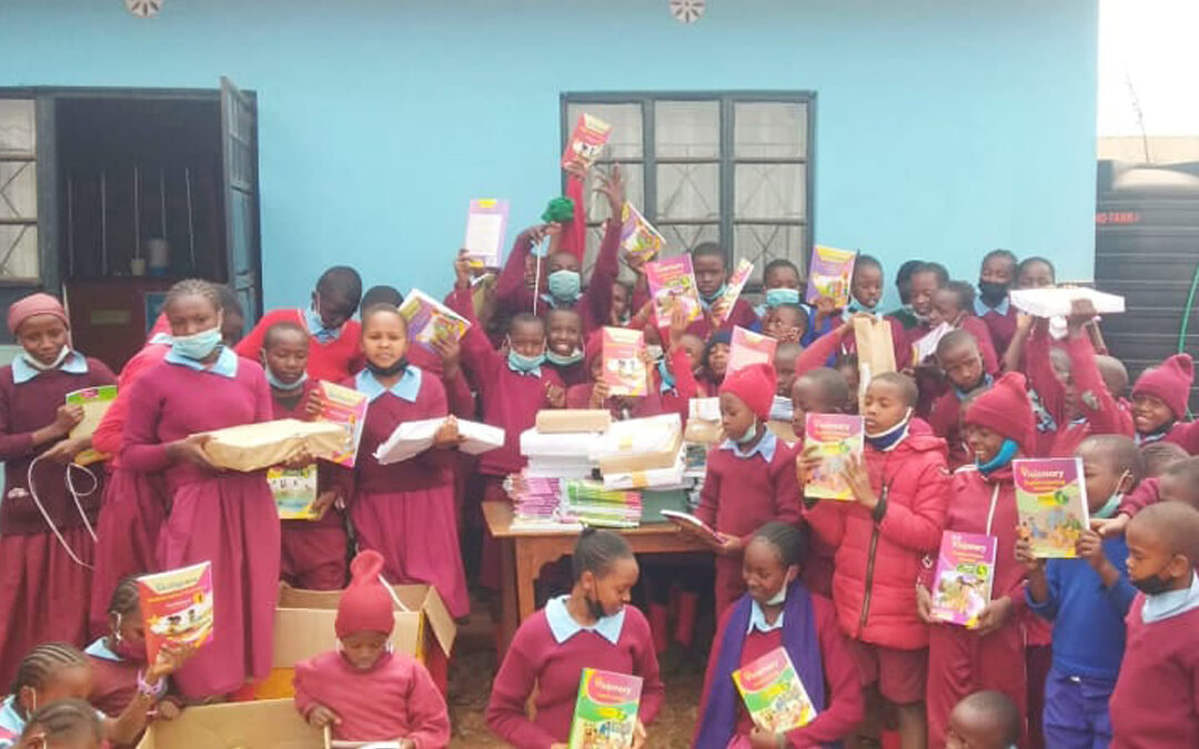 An update from the Springs of Life school
